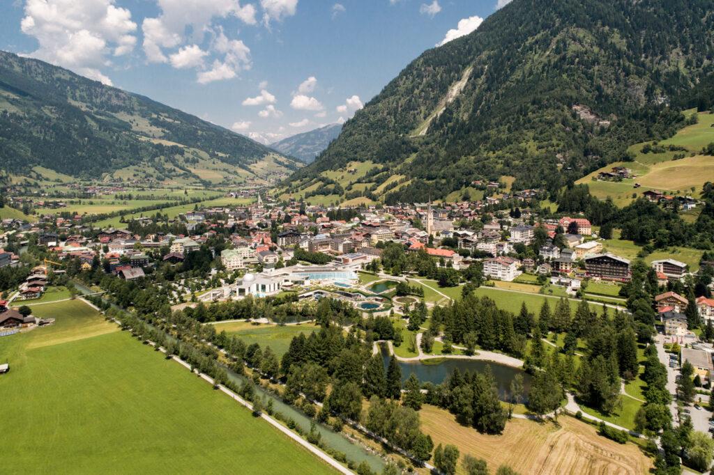 Bad Hofgastein Drohnenaufnahmen (c) Gasteinertal Tourismus GmbH, Ausweger (4)