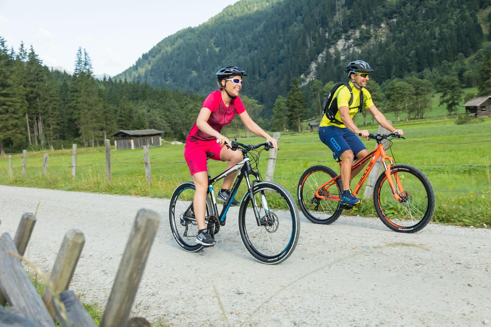 Mountainbiken in Gastein (c) Gasteinertal Tourismus GmbH, Krug (1) - Kopie