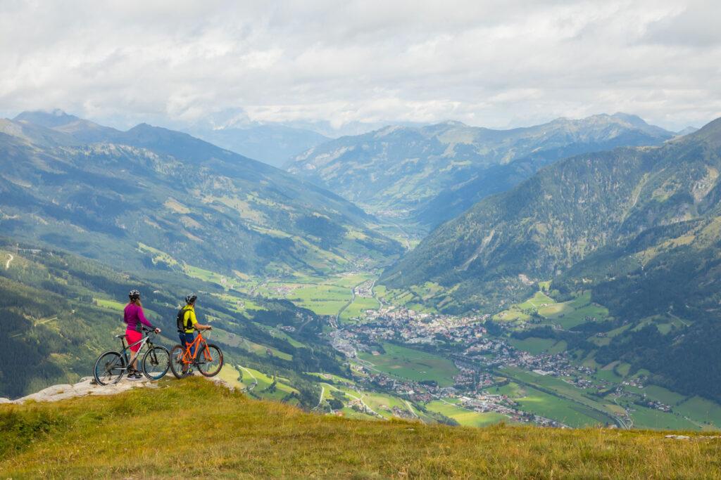 Mountainbiken in Gastein (c) Gasteinertal Tourismus GmbH, Krug (5)