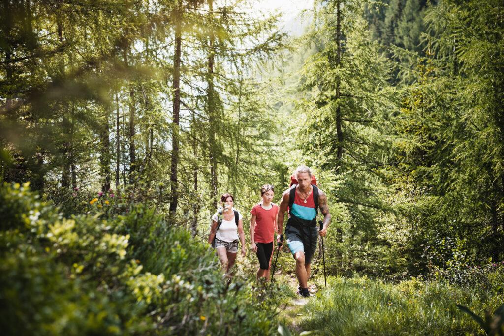 Naturerlebnis Sommer in Gastein (c) Gasteinertal Tourismus GmbH, moodely (3)