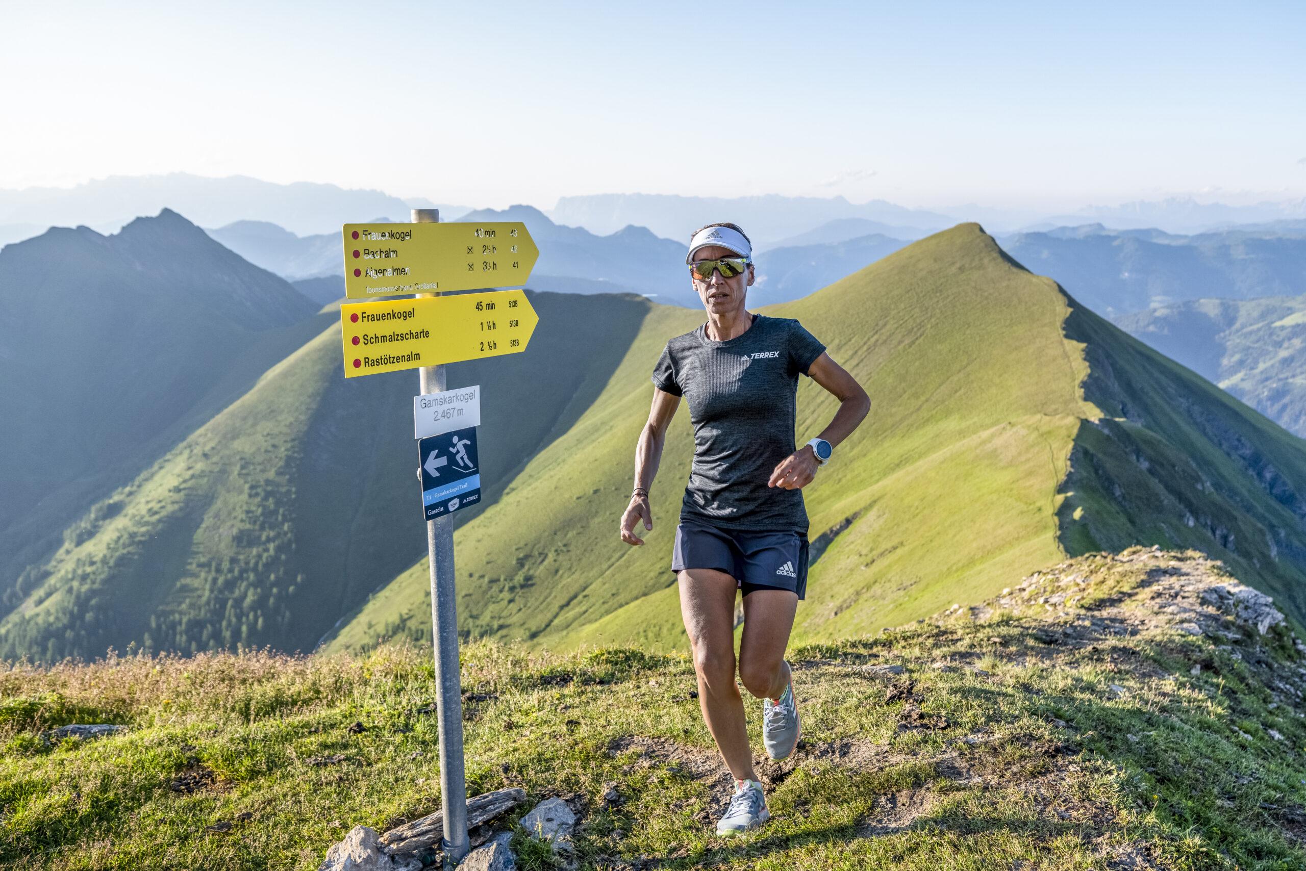 Permanente Trailrunning-Strecken (c) Gasteinertal Tourismus GmbH, Ronny Katsch