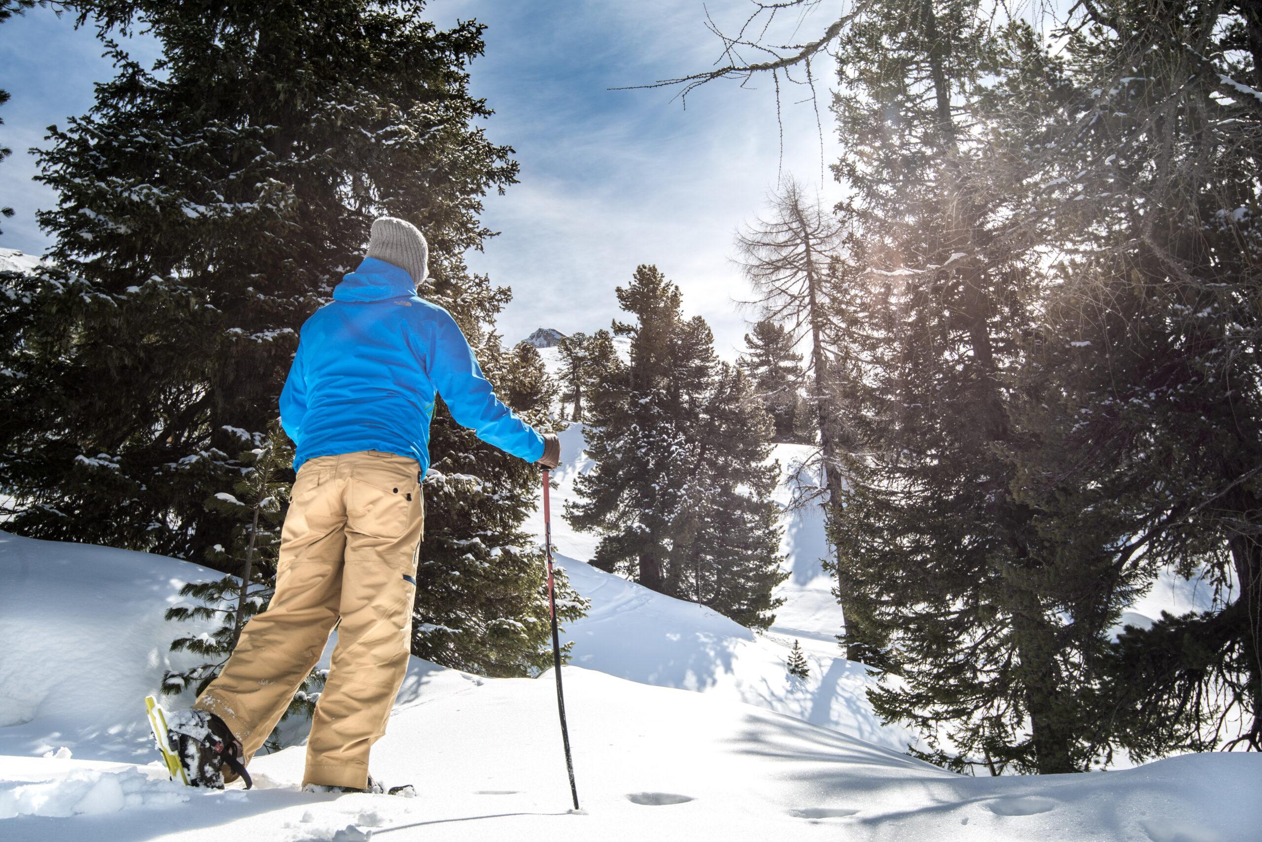 Schneeschuhwandern in Gastein(1)